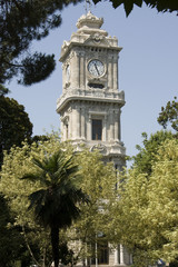 Istanbul - Dolmabahce Clock Tower