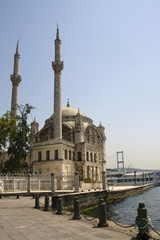 Ortakoy Mosque - Istanbul