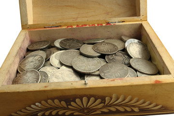 treasure ancient coins