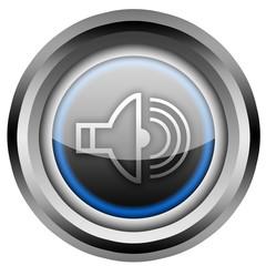 Lautsprecher Button