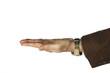 Handfläche - geben - nehmen