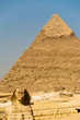 Sphinx Off-Center Pyramid Khafre