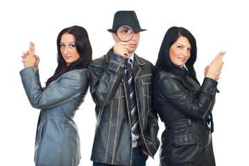 Detectives team