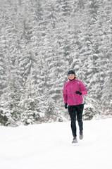 Winter running