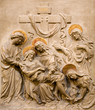 Vienna - relief Deposition from the Cross