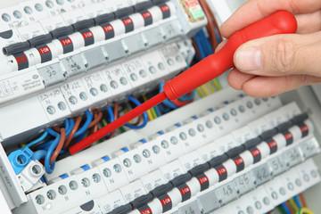 Réparation tableau électrique