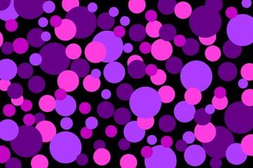 Flyer Hintergrund - Violett