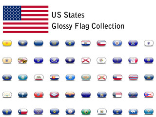 US-Bundesstaaten Collection