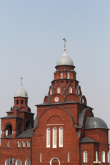 Church in Vladimir Russia