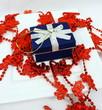 déco et paquet cadeau