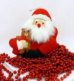 Santa Claus dekorácie