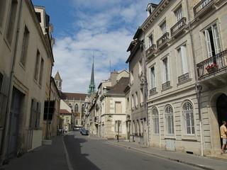 aperçu de la cathédrale Saint Bénigne à Dijon