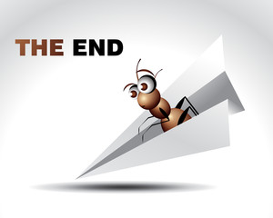 Antic Ant Character