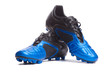 Footbal boots. Soccer boots. - 27945944