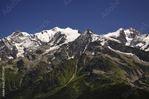 Le Mont Blanc © Kromosphere
