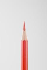 赤色の色鉛筆
