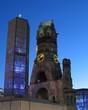 Quadro Gedächtniskirche - Berlin