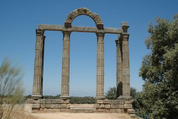 Ruinas Romanas de Augustobriga