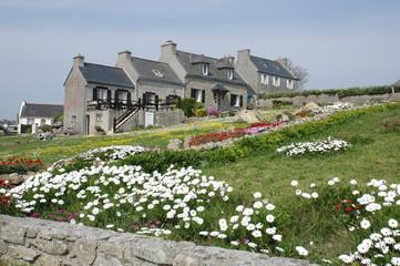 maisons de l'ile de batz