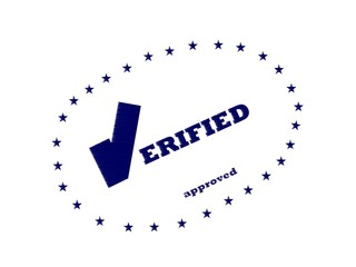 verified approved
