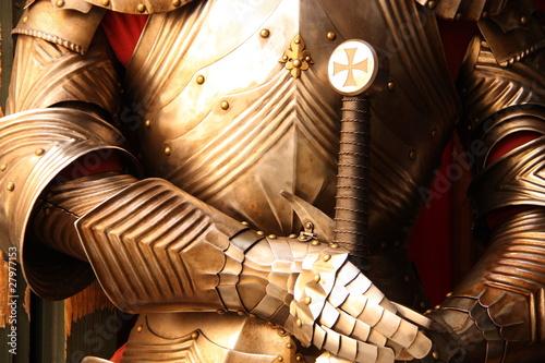 Leinwandbild Motiv Armor