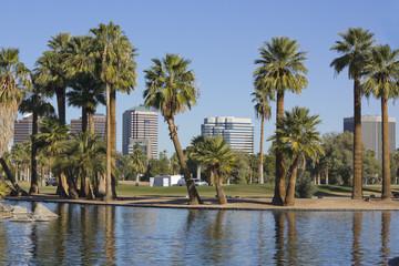 City of Phoenix Downtown, AZ