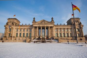Reichstag - Bundestag, Berlino