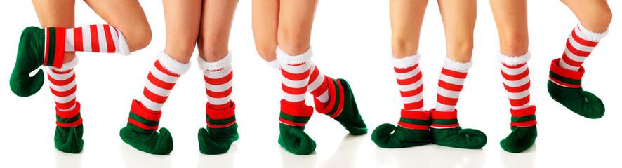Dancing Elf Feet