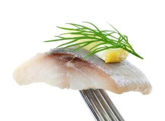 Fisch, Zitrone, Dill