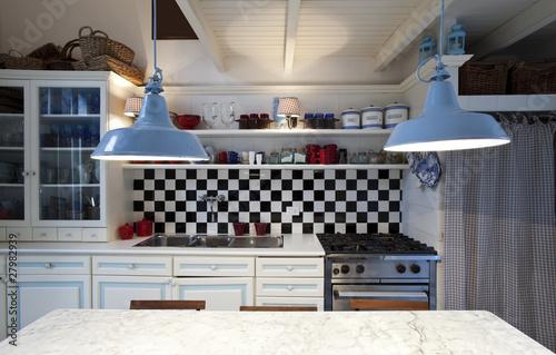Nuova cucina in vecchio stile arredo stile liberty antico immagini e fotografie royalty free - Cucina stile liberty ...