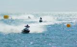 Compétition de Jet Ski