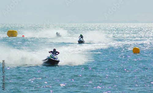 Compétition de Jet Ski - 27983514