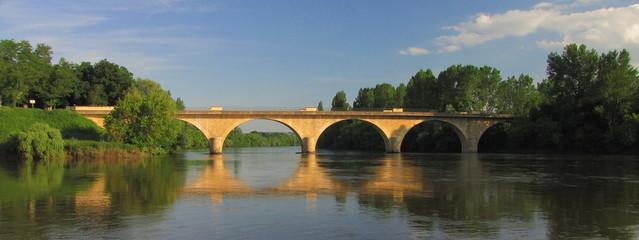 Rencontre de la Dordogne et de la Vézère ; Périgord
