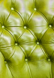 texture of green leather