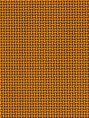 Black&orange seamless pattern