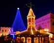 Leinwandbild Motiv Potsdam Weihnachtsmarkt - Potsdam christmas market 05