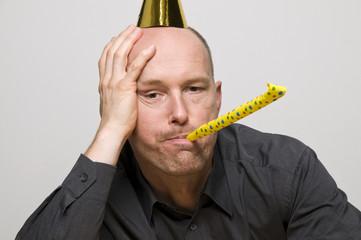 Ich will keine Party mehr.........