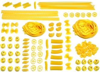 Quadro di pasta