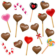 Lollipops And Sweets