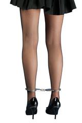 arrested legs