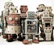 robot toys group