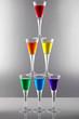 rainbow drinks II