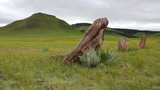Prehistoric stone circle
