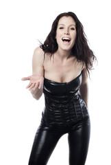 jeune femme sexy proposition sexuelle