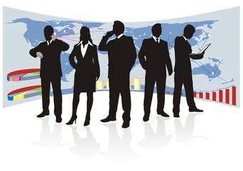global business teem