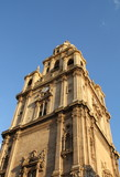 torre de la catedral de Murcia poster