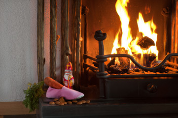 Sinterklaas shoe