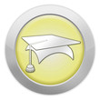 """Light Colored Icon (Yellow) """"Education"""""""