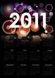 Cool 2011 calendar
