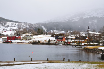 Norwegian Villages